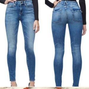 Good American good legs jeans size 6/28